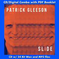 SLIDE - Patrick Gleeson (CD comes with Free Digital Download/Digital booklet)