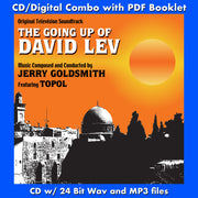 THE GOING UP OF DAVID LEV- Original Soundtrack (CD comes with Free Digital Download/Digital booklet)