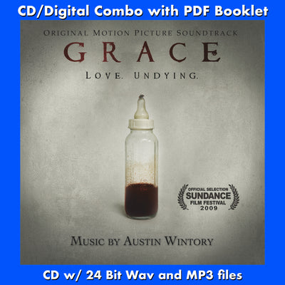 GRACE - Original Soundtrack W/Free Digital Download/Digital booklet)
