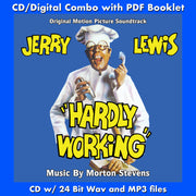 HARDLY WORKING-Original Soundtrack by Morton Stevens