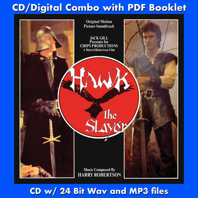 HAWK THE SLAYER - Original Soundtrack (W/Free Digital Download/Digital booklet)