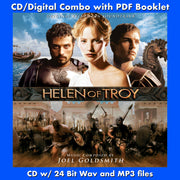 HELEN OF TROY - Original Soundtrack (CD comes with Free Digital Download/Digital booklet)