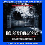 HOUSE AT THE END OF THE DRIVE - Original Soundtrack (W/Free Digital Download/Digital booklet)