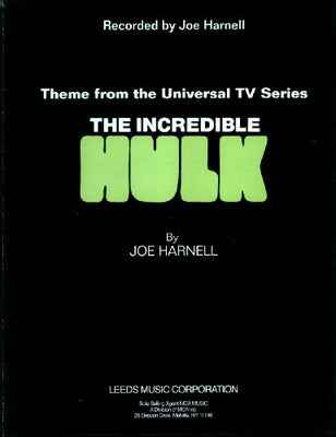 THE INCREDIBLE HULK -