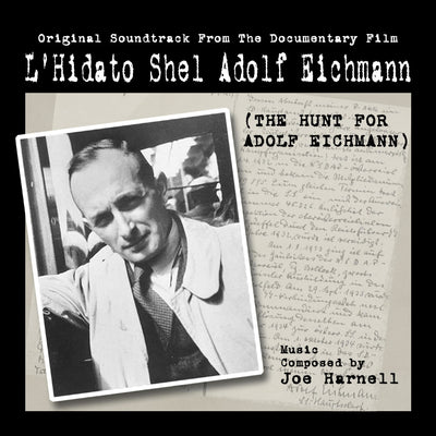 THE HUNT FOR ADOLF EICHMANN - Original Soundtrack by Joe Harnell (2-CD Set)
