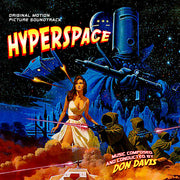 HYPERSPACE - Original Soundtrack by Don Davis (CD comes with Free 24/44.1khz/MP3/Digital booklet exclusive bundle)