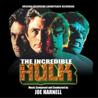 INCREDIBLE HULK, THE - Original TV Soundtrack by Joe Harnell