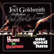 THE JOEL GOLDSMITH COLLECTION: VOL. 1: HOME FOR CHRISTMAS / ONE GOOD TURN - Original Music by Joel Goldsmith