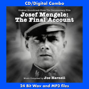 JOSEF MENGELE: THE FINAL ACCOUNT - Original Documentary Soundtrack by Joe Harnell