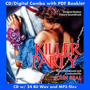 KILLER PARTY - Original Soundtrack by John Beal