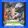 LASERBLAST - Original Soundtrack (CD comes with Free Digital Download/Digital booklet)