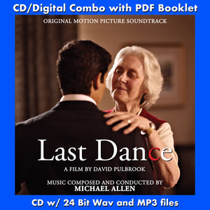 LAST DANCE - Original Soundtrack (CD comes with Free Digital Download/Digital booklet)
