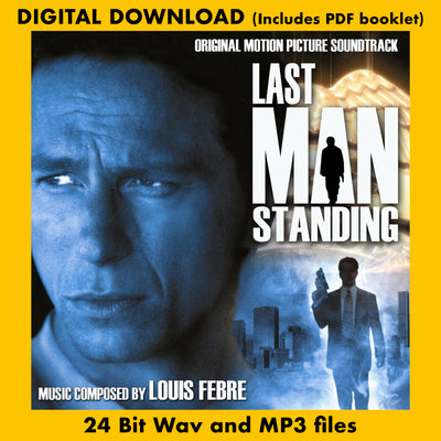 LAST MAN STANDING-Original Soundtrack by Louis Febre