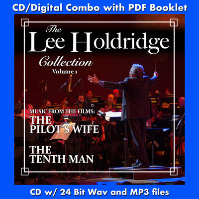 LEE HOLDRIDGE COLLECTION - VOLUME 1, (CD comes with Free Digital Download/Digital booklet)
