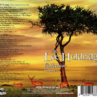 THE LEE HOLDRIDGE COLLECTION - VOLUME 2: Africa / e'Lollipop - Original Scores