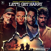 LET'S GET HARRY - Original Soundtrack by Brad Fiedel
