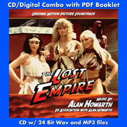 THE LOST EMPIRE-Original Soundtrack (2-CD SET) (CD comes with Free Digital Download/Digital booklet)