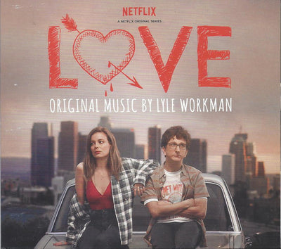 Love-Original Soundtrack by Lyle Workman