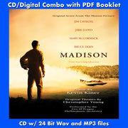 MADISON - Original Soundtrack (CD comes with Free Digital Download/Digital booklet)