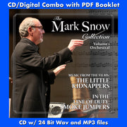 THE MARK SNOW COLLECTION: VOLUME 1 - ORCHESTRAL