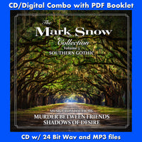 THE MARK SNOW COLLECTION: Volume 3 - MURDER BETWEEN FRIENDS • SHADOWS OF DESIRE