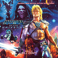 MASTERS OF THE UNIVERSE-STANDARD EDITION - Original MGM Soundtrack by Bill Conti