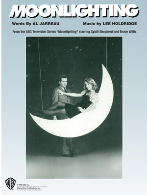 MOONLIGHTING - Sheet Music By Lee Holdridge