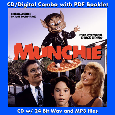MUNCHIE - Original Soundtrack by Chuck Cirino
