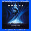 MUTANT: 35th Anniversary Edition - Original Soundtrack by Richard Band (CD comes with Free Digital Download/Digital booklet)