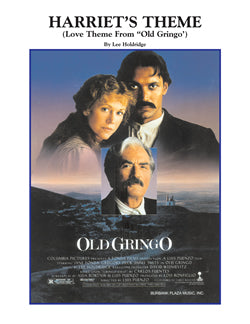OLD GRINGO - Sheet Music for