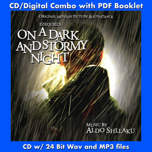 ON A DARK AND STORMY NIGHT-Original Soundtrack (CD comes with Free Digital Download/Digital booklet)