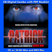 PATRICK - Original Soundtrack by Brian May
