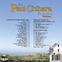THE PAUL CHIHARA COLLECTION VOL 2 - A WALK ON THE MOON/LAST DAYS OF FRANK AND JESSE JAMES/NOON WINE - (CD Comes with Free Digital Download/Digital booklet bundle)