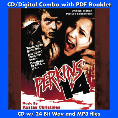 PERKINS' 14 - Original Soundtrack (CD comes with Free Digital Download/Digital booklet)