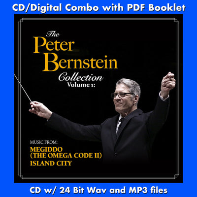 THE PETER BERNSTEIN COLLECTION - VOL. 1: Megiddo: The Omega Code II / ISLAND CITY
