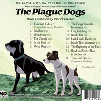 PLAGUE DOGS, THE - Original Soundtrack by Patrick Gleeson (CD comes with Free 24/44.1khz/MP3/Digital booklet exclusive bundle)