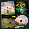 POLYNESIAN ODYSSEY / ALAMO-Original Soundtracks (W/Free Digital Download/booklet)