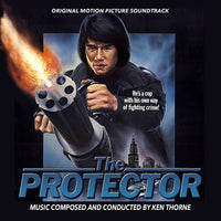 THE PROTECTOR - Original Soundtrack by Ken Thorne (CD comes W/Free Digital Download/Digital booklet)