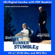 THE RUNNER STUMBLES - Original Soundtrack (CD comes with Free Digital Download/Digital booklet)