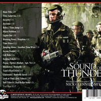 A SOUND OF THUNDER - Original Soundtrack by Nick Glennie-Smith (CD comes with Free 24/44.1khz/MP3/Digital booklet exclusive bundle)