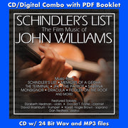 SCHINDLER'S LIST: FILM MUSIC OF JOHN WILLIAMS (W/Free Digital Download/Digital booklet)