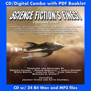 SCIENCE FICTION'S FINEST - VOLUME 1: Classic Themes from Science Fiction Films and Television