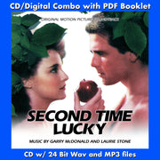 SECOND TIME LUCKY - Original Soundtrack by Garry McDonald and Laurie Stone (CD comes W/Free Digital Download/Digital booklet)