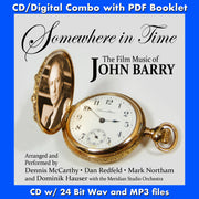 SOMEWHERE IN TIME: THE FILM MUSIC OF JOHN BARRY (CD comes W/Free Digital Download/Digital booklet)