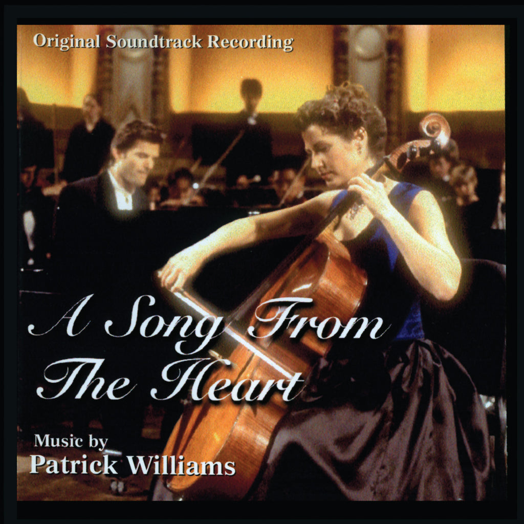 A SONG FROM THE HEART - Original Soundtrack by Patrick Williams