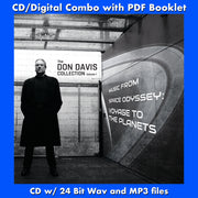 THE DON DAVIS COLLECTION: VOLUME 1 - Music from SPACE ODYSSEY: Voyage To The Planets