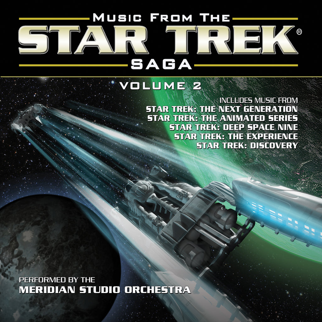 Star trek: music from the video games produced and arranged by.