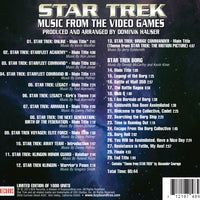 STAR TREK: MUSIC FROM THE VIDEO GAMES (W/Free Digital Download/Digital booklet)