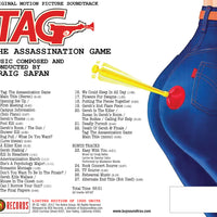 TAG: THE ASSASSINATION GAME - Original Soundtrack (W/Free Digital Download/Digital booklet)