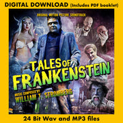 Tales of Frankenstein (Original Soundtrack Recording by William T. Stromberg)